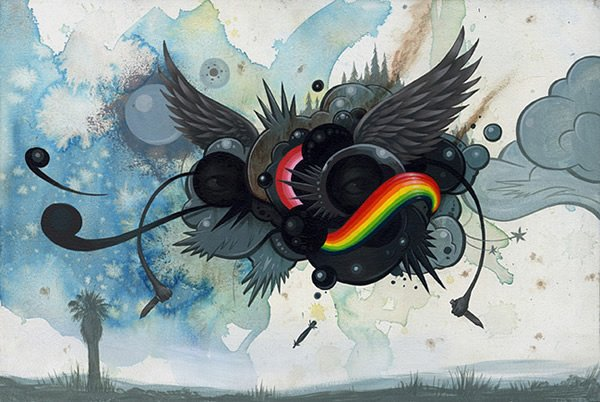 Jeff Soto - War Clouds