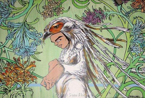 Sam Flores Illustrator 1