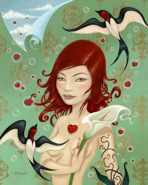 Tara McPherson - How Easily They Fly Away