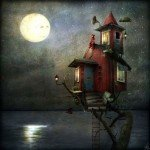 Alexander Jansson-Her Only Friend The Moon