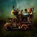 Alexander Jansson-La Voiture de Bruit