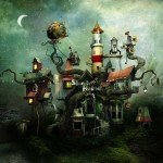 Alexander Jansson-The Sleeping House
