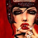 Brian M Viveros- New Blood