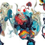 James Jean - The Lotus War 5