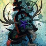 Jeff Soto - Riverside Lifer Totem