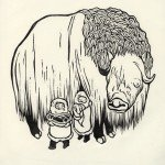 Jing Wei-Musk Ox