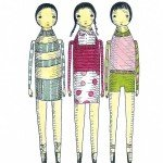 Julie Morstad - Dolls