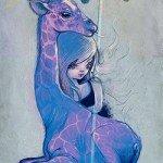 Kat Cameron - MissYucki Girafa Blues