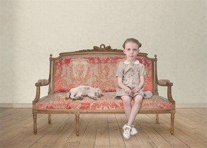 Loretta Lux-The Waiting Girl