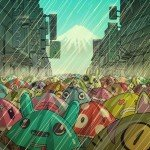Mateusz Kolek - Tokyo Rain