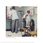 Norman-Rockwell-Before-the-Shot