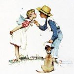 Norman-Rockwell-Buttercup