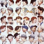 Norman-Rockwell-Gossip