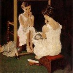 Norman-Rockwell-Mirror