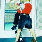 Norman-Rockwell-The-Muscleman