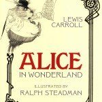 Ralph Steadman: Alice In Wonderland - Front Cover