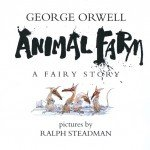 Ralph Steadman: Animal Farm - Front Cover