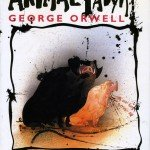 Ralph Steadman: Animal Farm - Front Cover 1