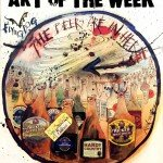 Ralph Steadman - Art of the week