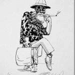 Ralph Steadman - DR Gonzo Mono