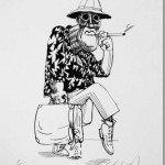 Ralph Steadman - DR Gonzo Mono