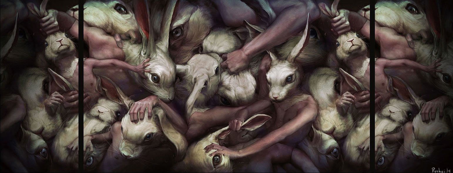 Ryohei-Hase-Rabbit-People