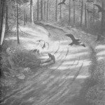 Theodor Kittelsen - Fattig Mann