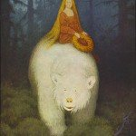 Theodor Kittelsen - Kvitebjrn Kong Valemon 1912