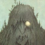 Theodor Kittelsen - skogtroll 1906 forest troll