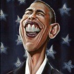 Barack Obama - Caricature 04