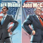 Barack Obama &amp; John McCain - 01