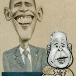 Barack Obama &amp; John McCain - 05