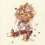 James Jean - Crayoneater