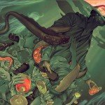 James Jean - Bottle