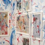 James Jean - Kindling Installation