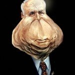 John McCain - Caricature 1