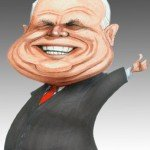 John McCain - Caricature 3