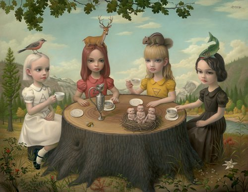 mark-ryden-59-allegory-of-the-four-elements