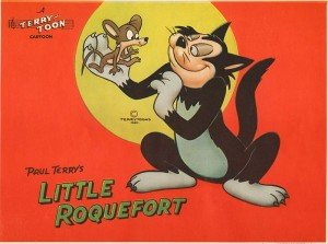 terrytoons - Litle Roquefort