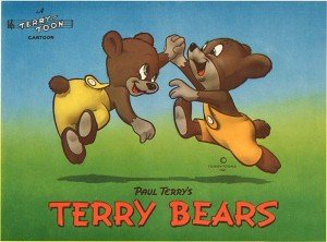 Paul-terry-toons Terry Bears